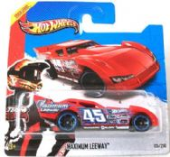 Hot Wheels 125/250 Maximum Leeway HW Racing 2013